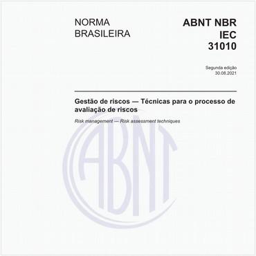 NBRIEC31010 de 08/2021