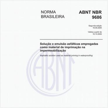 NBR9686 de 09/2006
