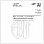 NBR9781