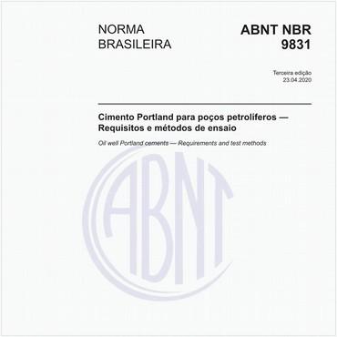 NBR9831 de 04/2020