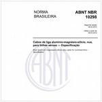 NBR10298