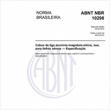NBR10298 de 02/2010