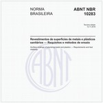 NBR10283