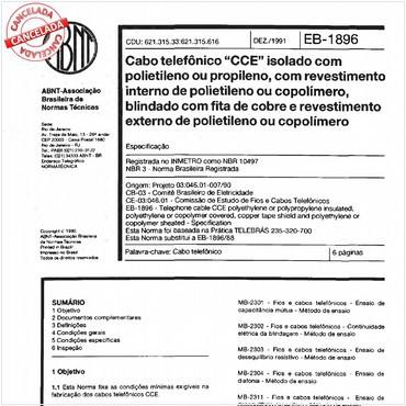 NBR10497 de 12/1991