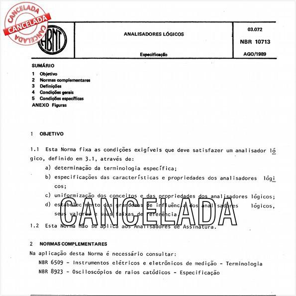 NBR10713 de 11/2010