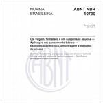NBR10790