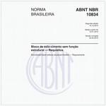 NBR10834