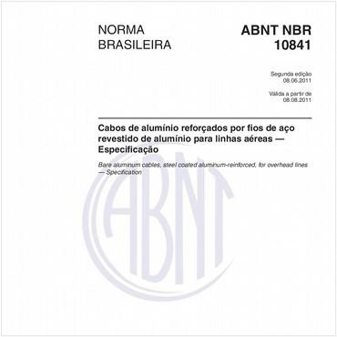 NBR10841 de 06/2011
