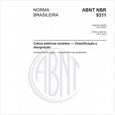 NBR9311 de 10/2014