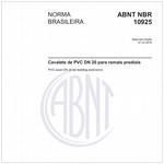 NBR10925