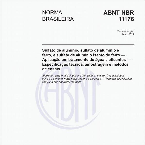 NBR11176 de 06/2013