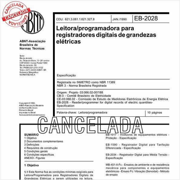 NBR11369 de 10/2012