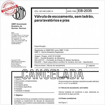 NBR11146 de 03/1990
