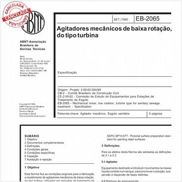 NBR11779 de 09/1990