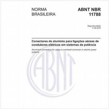 NBR11788 de 08/2016