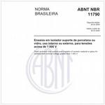 NBR11790