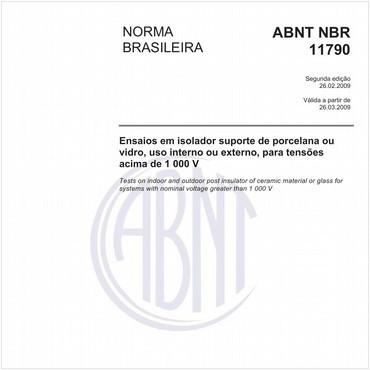 NBR11790 de 02/2009