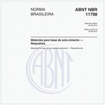 NBR11798