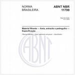 NBR11799