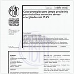 NBR11857