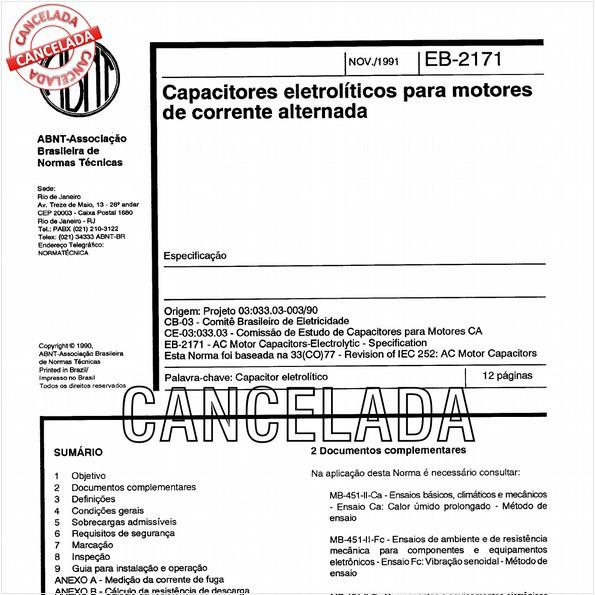 NBR11871 de 10/2012