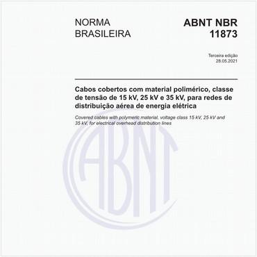 NBR11873 de 09/2011