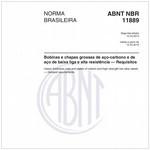 NBR11889