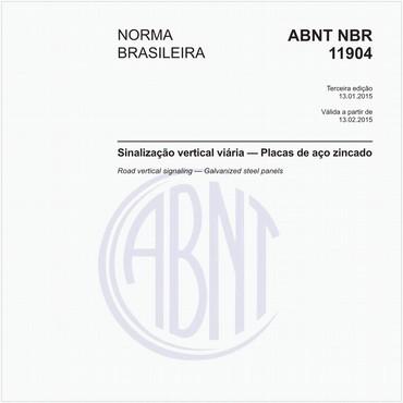 NBR11904 de 01/2015
