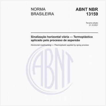 NBR13159 de 06/2013