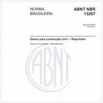 NBR13207
