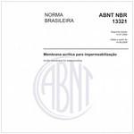 NBR13321