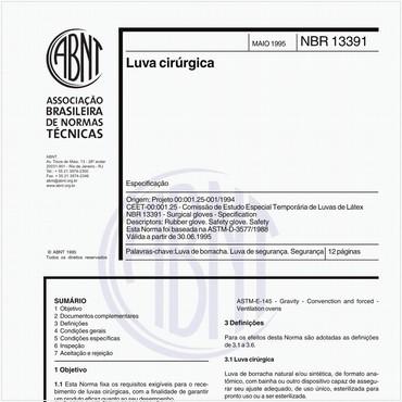 NBR13391 de 05/1995