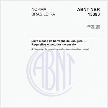 NBR13393 de 07/2019