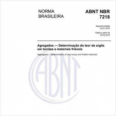 NBR7218 de 01/2010