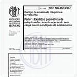 NBRNM-ISO230-1