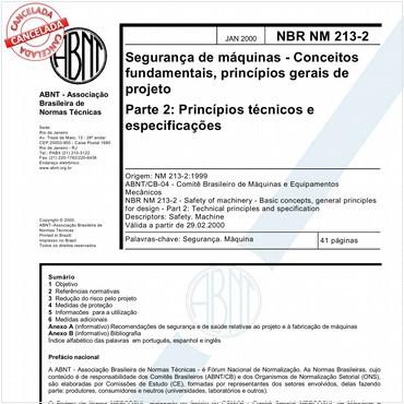 NBRNM213-2 de 01/2000