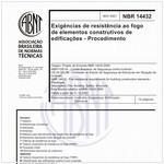 NBR14432