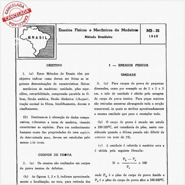 NBR6230 de 1940