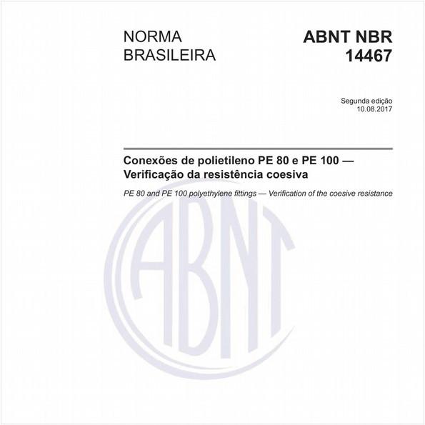 NBR14467 de 08/2017