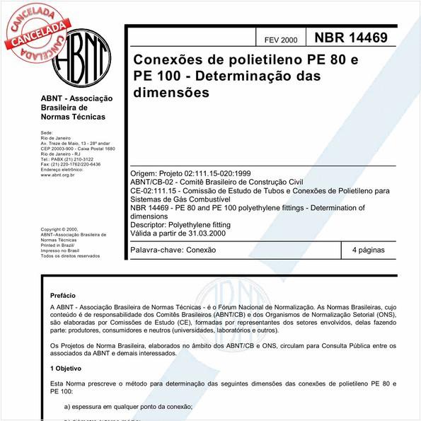 NBR14469 de 09/2016