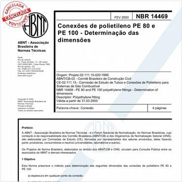 NBR14469 de 02/2000