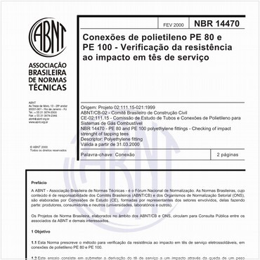 NBR14470 de 02/2000