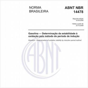 NBR14478 de 09/2009