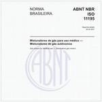NBRISO11195 de 02/2000