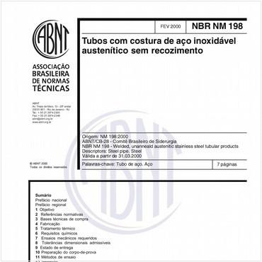 NBRNM198 de 02/2000