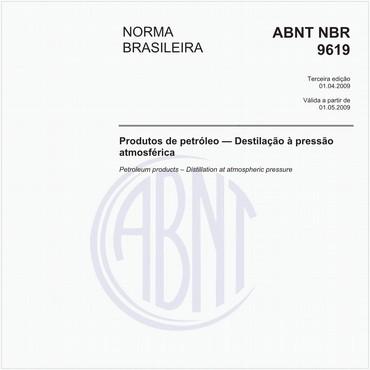 NBR9619 de 04/2009