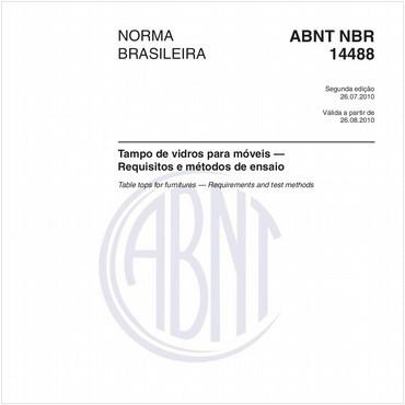 NBR14488 de 07/2010