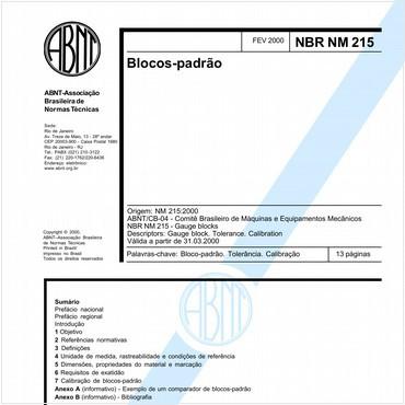 NBRNM215 de 02/2000