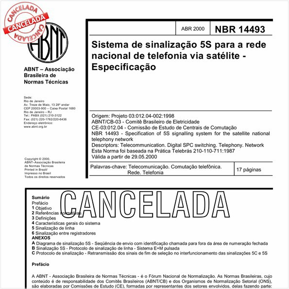 NBR14493 de 09/2010