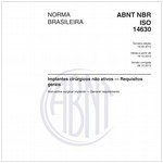 NBRISO14630